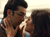 Ranbir, Katrina couldn't stop kissing at Christmas bash