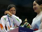 Sports minister urges AIBA to revoke Sarita Devi's suspension
