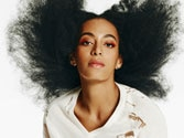 Solange Knowles takes over Kate Moss as the new face of Eleven Paris
