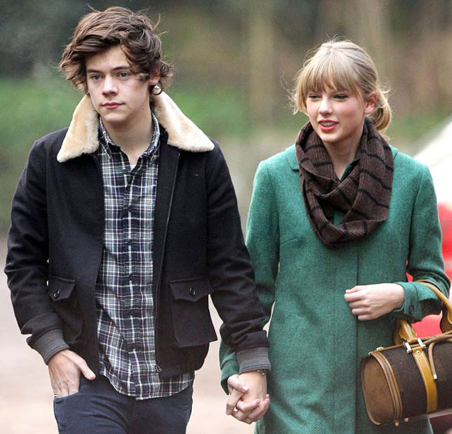 Taylor Swift and Harry Styles - Dating Gossip News Photos