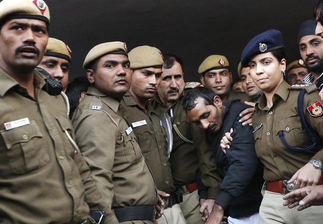Uber rape case