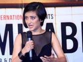 Five things you need to know about Akshara Haasan