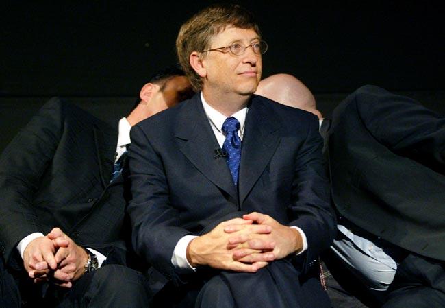 Bill and Melinda Gates get Padma Bhushan
