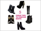 Forever boots- 5 cheap ways to take care of your boots