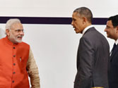 PM Narendra Modi and US President Barack Obama