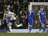 Manchester City joint top after five-goal Spurs sink Chelsea