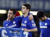 Chelsea into League Cup final after 1-0 win over Liverpool