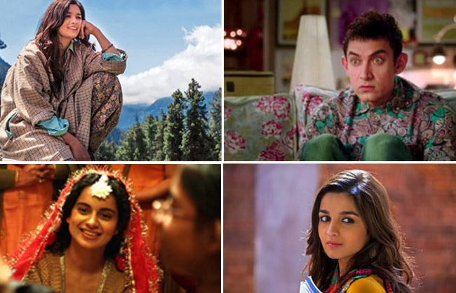 Most loved films of 2014