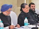 Congress top brass fails to fix mess in Working Committee meet