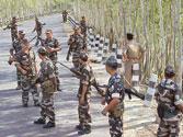 CRPF men face toilet trouble in Red zone in Chhattisgarh
