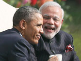 The 'bromance' between Narendra Modi and Barack Obama has scripted a dramatic turnaround in ties between the world's oldest and largest democracies