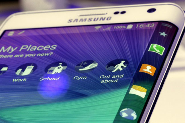 newest collection 7c8a3 4f66d Samsung Galaxy S6/ Galaxy S6 Edge may not be waterproof - Technology ...