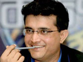 Sourav Ganguly offers a straight bat over joining BJP