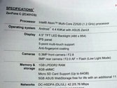 Budget phone, Asus ZenFone C teased in Malaysia