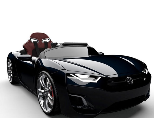Here S An Android Sports Car For Kids And It Costs Only 1000