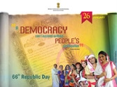 Govt's Republic Day ad removes Secular, Socialist from Constitution's preamble