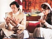 Imran Khan and Reham tie the knot at a low-key ceremony in Pakistan