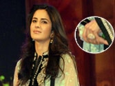 Katrina Kaif amused by the engagement ring rumour