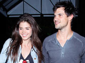 Hollywood wrap: Taylor Lautner splits with girlfriend Marie Avgeropoulos