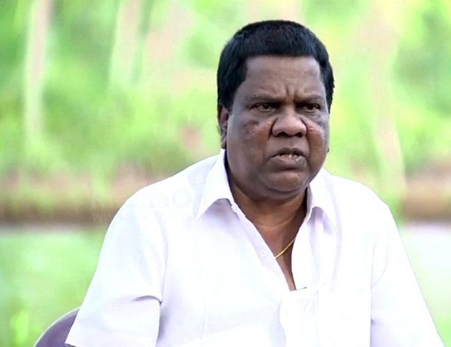 Veteran Malayalam Actor Mala Aravindan Passes Away Movies News
