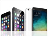 Quick comparison: Xiaomi Mi Note Pro vs Apple iPhone 6 Plus