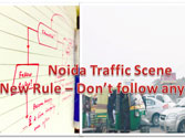 Is Noida educated enough to follow rules? 5 Ridiculous takes by Noida-ans on Traffic