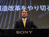 Sony CEO sees no major financial impact from cyber attack