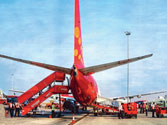 India's civil aviation sector has hit a real rough patch, and the SpiceJet crisis underscores the vulnerability yet again