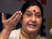 Swaraj: I told Sujatha about new foreign secretary appointment