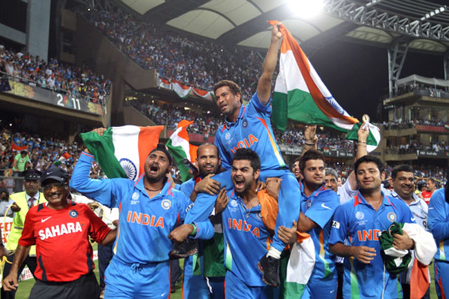 2011 Tendulkars World Cup Dream Finally Comes True Sports News