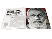 India's Most Powerful Prime Minister in Decades, Narendra Modi Has Become the Focal Point Of a Nation's Aspiration For a Better Tomorrow