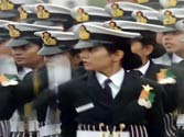Pomp, women's power on display at Republic Day parade