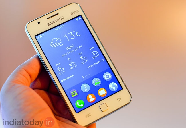 First Impressions: Samsung Tizen Z1 - Technology News