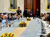 President asks Vice Chancellors to become 'gurus' to inspire young minds