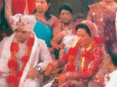 Bigwigs attend Amit Shah son's toned-down wedding