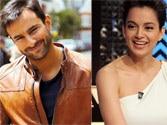 Kangana Ranaut gets second time lucky with Saif Ali Khan