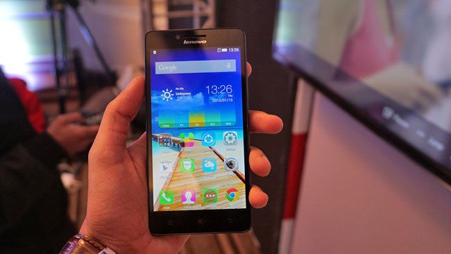Android Lollipop update coming soon to 7 Lenovo phones