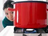 Low flame cooking prevents Alzheimer's disease