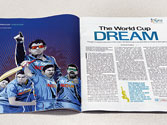 Mails and letters to the editor: The World Cup Dream