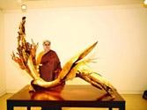 Renowned sculptor Mrinalini Mukherjee passed away at 65