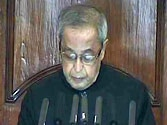 Full text of President's address to joint session of Parliament