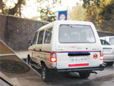 Delhi cops openly flout PMO order on vehicle use