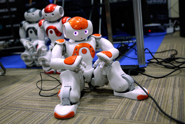 China to have most robots by 2017: Report - Technology News