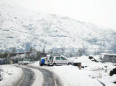 Snowfall in hills, cold weather set to strike back in Delhi-NCR