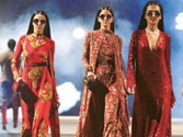 LFW 2015: Power of big love