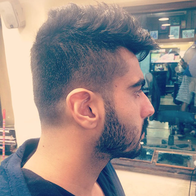 Check Out Arjun Kapoors New Cool Hairstyle Movies News
