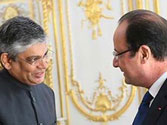 Arun Singh all set to be the next Indian Ambassador to the US after Modi's visit to France in April 2015