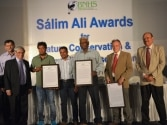 Conservationists bag prestigious Salim Ali Awards for their crusade to save nature