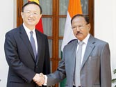 India, China hold talks to solve border dispute