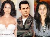 Aamir Khan: Kangna, Taapsee, Akshara in Dangal are all rumours